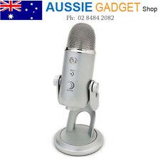 USB Microphone Blue Yeti Mic Computer Laptop Mac Professional Recording gaming