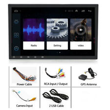 "2Din 9"" Android 8.0 Octa-Core Auto Radio GPS Wifi 3G 4G BT DAB Mirror Link DRV"