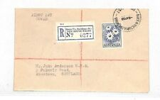 VV371 1959 Australia FDC New South Wales Cover PTS