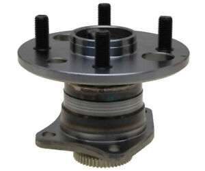 Wheel Bearing and Hub Assembly-R-Line Rear Raybestos 712184