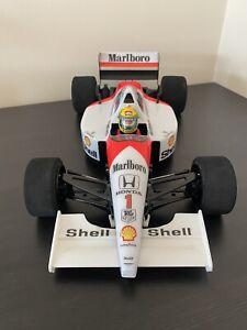 New But Vintage Tamiya F101 Mclaren Senna MP4/6 F1 Car (F102, F103, F1)