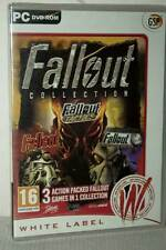 FALLOUT ULTIMATE COLLECTION GIOCO NUOVO SIGILLATO PC DVD VER INGLESE VBC 18582
