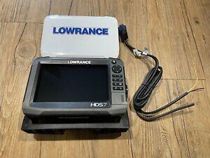 Lowrance HDS 7 Gen 3 Fishfinder GPS FREE SHIPPING!!!