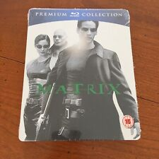 The Matrix (1999) Premium Collection Limited Edition Steelbook OOP