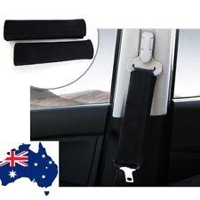 2pcs Seat Belt Cushion Cover Soft Shoulder Pad Harness Car Safety Shoulder Strap