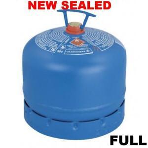 NEW CAMPINGAZ CAMPING GAZ INTERNATIONAL 904 GAS BOTTLE FULL CARAVAN TENT CAMPER