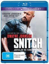 Snitch (Blu-ray, 2013)