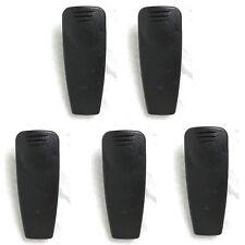 Lot 5 Belt Clip for Motorola XTS1500 XTS2250 XTS2500 CP185 EP350 walkie talkie
