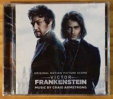 Craig Armstrong: Victor Frankenstein Soundtrack LLL CD