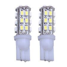 2 x T10 501 W5W 3528 SMD 28 LED night light bulb lamp white Xenon car AUT A3N7