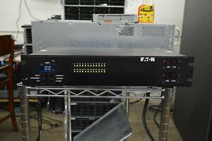 EATON ePDU Remote Switching PDU, 2U, 208-240V, 24A SW PW105SW2U223