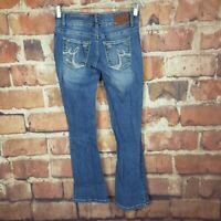 Maurices Womens Boot Cut Jeans Size 0 Short 30 Inseam