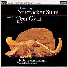 Tchaikovsky / Herber - Nutcracker Suite / Grieg: Peer Gynt [New Vinyl LP]