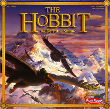 THE HOBBIT - DEFEAT OF SMAUG BOARD GAME PLAYROOM ENTERTAINMENT LORD OF THE RINGS