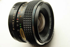 M42 PENTAX SCREW FIT CHINON 28MM F2.8 A/M (TOMIOKA) LENS sony a nex canon d digi