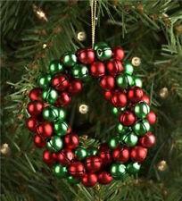 JINGLE BELL WREATH Christmas Ornament Kit  NEW