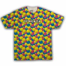Odd Future OFWGKTA Bubbles T-Shirt Donut Men's Size Large Tee OF