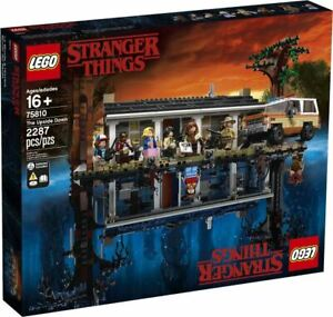 LEGO  Stranger Things The Upside Down World 75810