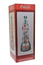 "Coca Cola 20"" Lava Lamp Style Coke Bottle Bubbler Light NEW"