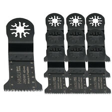 10 Pcs 45mm Japan tooth MultiTool Saw Blade For Fein Multimaster Dremel Makita
