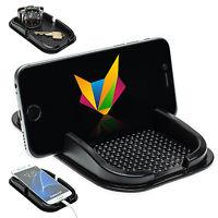 Anti Rutsch Matte Haft Gel Slip-Pad Auto KFZ Apple iPhone 7/6S/6/Plus/SE/5/5S/4S