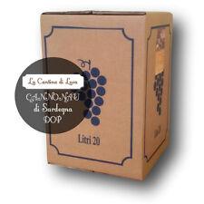 Cannonau di Sardegna DOP 2013 Bag in Box lt.20 - Vini Sfusi Sardegna -