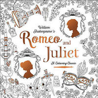 Romeo & Juliet (A Colouring Classic)
