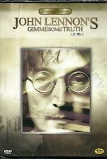 JOHN LENNON'S GIMMESOME TRUTH  NEW DVD