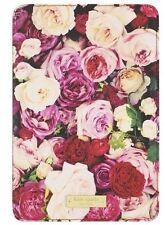 Genuine Kate Spade New York Folio Case - Roses - for iPad Mini 4 - VG