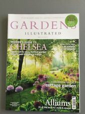 GARDENS ILLUSTRATED May 2014, No 209 - Alliums, Chelsea Flower Show, Containers