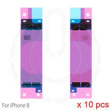 10 X Batería Pegamento Adhesivo Pegatina Sticky tira de cinta para Apple iPhone 8