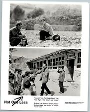 Not One Less: Tian Zhenda, Wei Minzhi, Zhang Yimou 8x10 Movie Still Photo