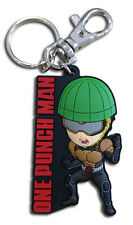 One Punch Man Mumen Rider PVC Key Chain NEW
