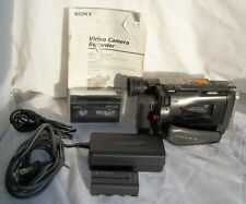 Sony CCD-TRV615 8mm Video8 HI8 Camcorder Player Stereo Video Transfer