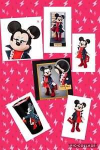 Disney 2019 Minnie Mouse Signature Collection Limited Edition Doll & Tumbler Mug