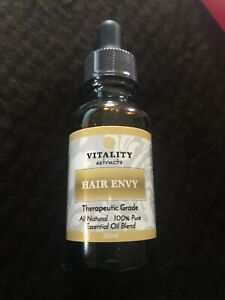 Vitality Extracts Hair Envy 100% pure essential oil 30 ml Brand New Free Shipp