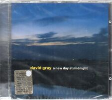 DAVID GRAY - A NEW DAY AT MIDNIGHT - CD (NUOVO SIGILLATO)