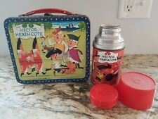 Vintage 1964 Hector Heathcote Lunchbox and thermos