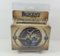 NEW Descent Journeys in the Dark Second Edition Gargan Mirklace Lieutenant Pack
