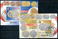 Gestempelte Briefmarken aus Malta