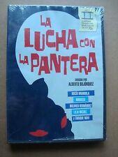 LA LUCHA CON LA PANTERA DVD region 1&4 ROCIO BRAMBILA MARISSA ENRIQUE NOVI
