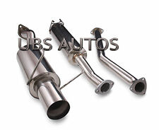Stainless Steel Exhaust System Fits Honda Integra DC5 K20 Type R TypeR