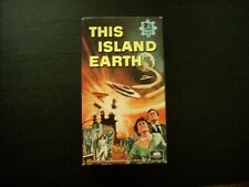 This Island Earth (VHS) Jeff Morrow, Faith Domergue, FREE SHIPPING