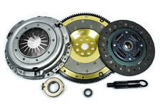 PPC CLUTCH KIT+ALUMINUM RACING FLYWHEEL FITS HONDA ACCORD PRELUDE ACURA CL