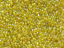 25g 11/0, 6/0, 8/0 Rainbow Seed Beads - Various Colour & Size
