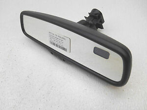 New OEM Mazda 3 5 6 Interior Rear View Mirror Auto Dimming 0000-8C-Z26