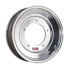 "DWT Polished Aluminum VW Front Wheel 15x4"" 14mm 2+2 Dune Buggy Sandrail"