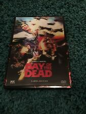Day Of The Dead XT Video Ultrasteel Steelbook DVD Horror Gore 3D Cover