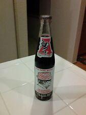"""Paul """"Bear"""" Bryant Coke Bottle - Alabama Crimson Tide"""