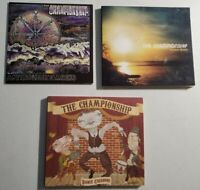 Lot of 3 Music CDs The Championship Dance Casador - Midnight Golden - and more